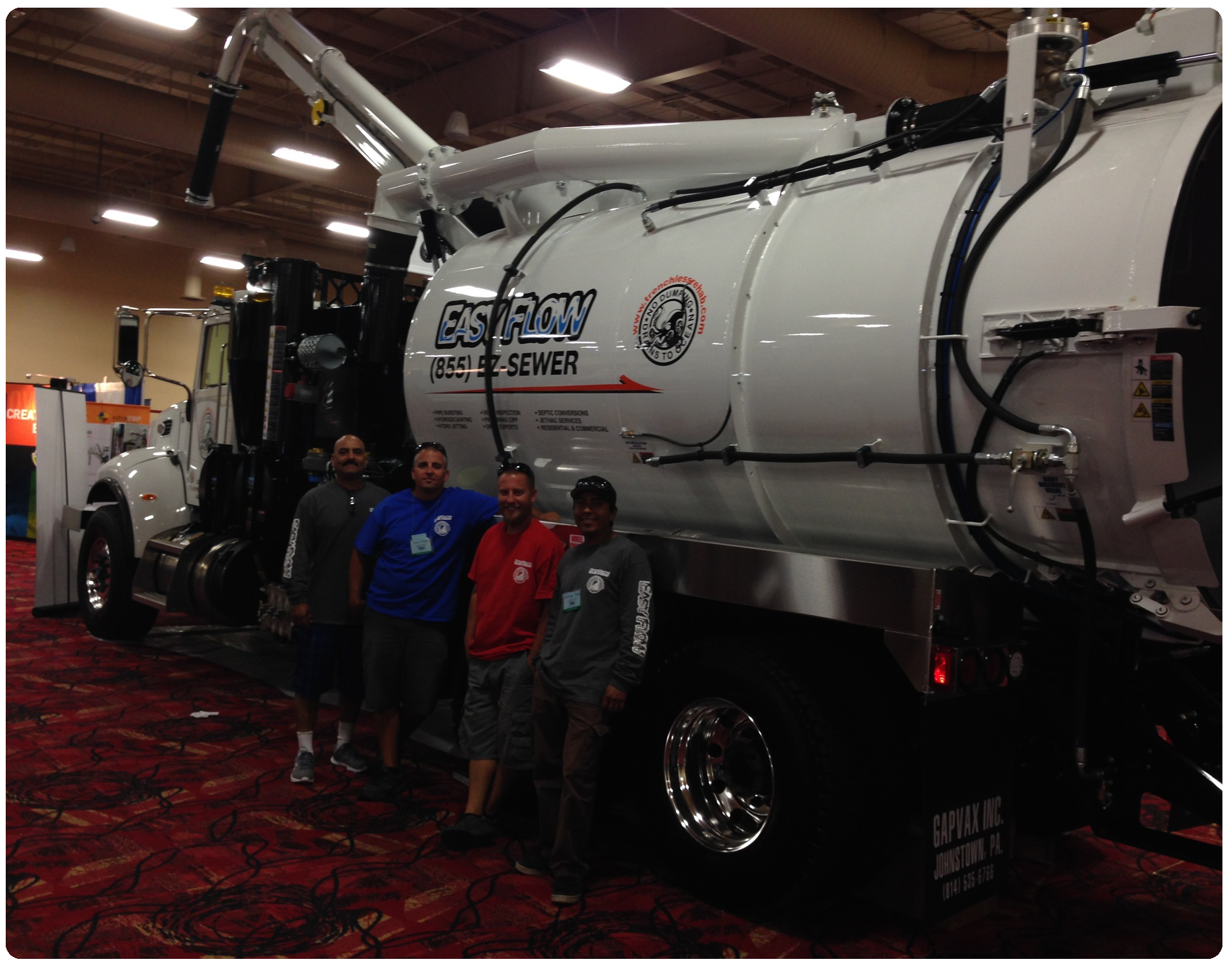 San diego trenchless relining trenchless rehab san diego trenchless sewer pipe relining truck solutioingenieria Choice Image